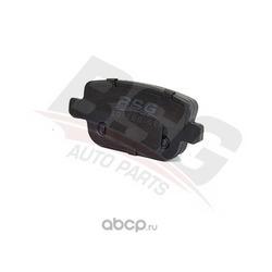 Задние тормозные колодки (Abs) 37561