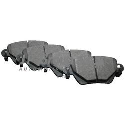 Колодки тормозные дисковые задние / FORD Mondeo-III 09/04 (JP Group) 1563700210