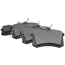 Колодки тормозные дисковые задние / SEAT,VW 1.8-2.8 83 (JP Group) 1163705310