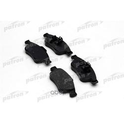 Колодки тормозные дисковые передн RENAULT: MEGANE SEDAN/COUPE 08 (PATRON) PBP4180