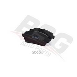Колодки тормозные дисковые передние / FORD Fiesta-VI,MAZDA-2 07 (BSG) BSG30200031