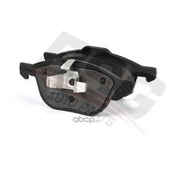 Колодки тормозные дисковые передние / FORD Focus C-MAX 1.6-2.0; Focus-II; MAZDA-3/5,VOLVO C30/S40/V50 (без датчиков) 10/03 (BSG) BSG30200020