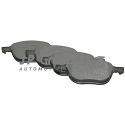 Колодки тормозные дисковые передние / FORD Focus C-MAX 1.6-2.0; Focus-II; MAZDA-3/5,VOLVO C30/S40/V50 (без датчиков) 10/03 (JP Group) 1563600110