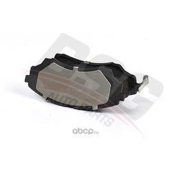 Колодки тормозные дисковые передние / FORD Ranger 02 (BSG) BSG30200033