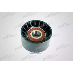 Ролик промежуточный поликлинового ремня с подшипником NSK Renault Laguna 2.0 16V 1.9DCi 01 (PATRON) PT36040