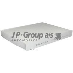 Фильтр вентиляции салона / AUDI Q7, PORSCHE Cayenne, VW Touareg ,Transporter T-5 10/02 (JP Group) 1128101100