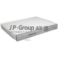 Фильтр вентиляции салона / FORD Fiesta-V,Fusion 11/01 (JP Group) 1528100400