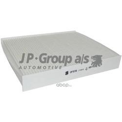 Фильтр вентиляции салона / FORD Focus-II,S-MAX,C-MAX,Galaxy,Mondeo-IV;VOLVO C30,S40,V50,C70 10/03 (JP Group) 1528100500