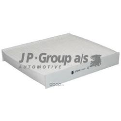 Фильтр вентиляции салона / FORD Focus-II;VOLVO C30,S40,V50,C70 01/04 (JP Group) 1528100600