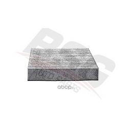 Фильтр вентиляции салона угольный / FORD Fiesta,Fusion 01 (BSG) BSG30145013