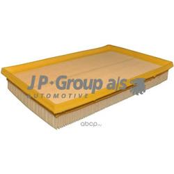 Фильтр воздушный / SEAT,SKODA,VW 1.4/1.6 00 (JP Group) 1118600800