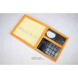 Фильтр воздушный / VW Caddy, Golf V, Plus, Polo 04 (AUTOMEGA) 180023810
