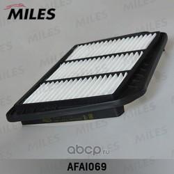 Фильтр воздушный CHEVROLET LACETTI 03 (Miles) AFAI069