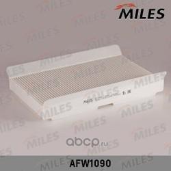 Фильтр салона CITROEN C3/C4/PEUGEOT 307/308 02 (Miles) AFW1090