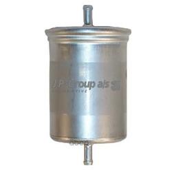 Фильтр топливный, бензин / AUDI,FORD Galaxy,SEAT,SKODA,VW 1.4-2.8 86 (JP Group) 1118700600