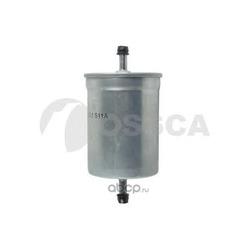 Фильтр топливный, бензин / AUDI,FORD Galaxy,SEAT,SKODA,VW 1.4-2.8 86 (OSSCA) 03175