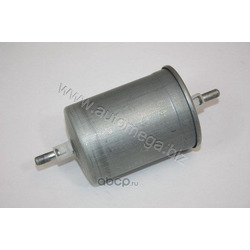 Фильтр топливный, бензин / AUDI,SEAT,SKODA,VW 1.4-4.2 96 (AUTOMEGA) 180012010