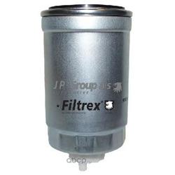 Фильтр топливный, дизель / AUDI,OPEL,VW 1.5-2.3 76 (JP Group) 1118702400