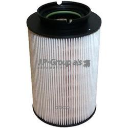 Фильтр топливный, дизель / AUDI,SEAT,SKODA,VW 1.9/2.0/3.0 TDI 02/03 (JP Group) 1118700100
