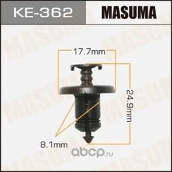 Клипса пласт (Masuma) KE362