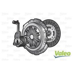 Комплект сцепления с гидравлич подшипник ом (Valeo) 834098