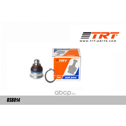 Опора шаровая до г круговая проточка (TRT) RS8014