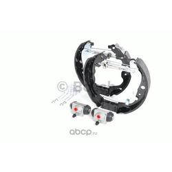 Комлект тормозных накладок (Bosch) 0204114896
