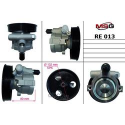 Насос гидроусилителя (MSG) RE013