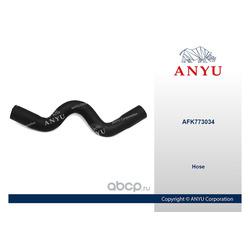 Патрубок радиатора верхний (ANYU) AFK773034