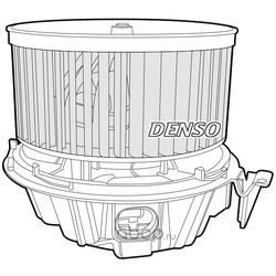 Вентилятор салона (Denso) DEA37001