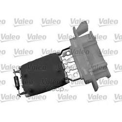 Блок управления вентилятором (Valeo) 509898