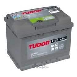 Аккумулятор а ч обратная (TUDOR) TA640
