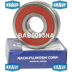 Подшипник генератора (Krauf) BAB0093NA