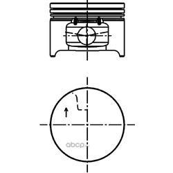 Поршень мм (Ks) 40277600
