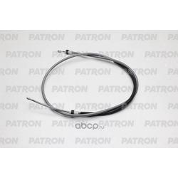 Трос стояночного тормоза задн 1,5 барабанные тормоза (PATRON) PC3306