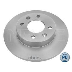 Тормозной диск (Meyle) 16155210035PD