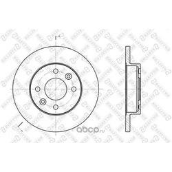 Диск тормозной передний (Stellox) 60203908SX