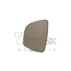 Зеркало элемент большой левый обогрев (ASAM-SA) 30349