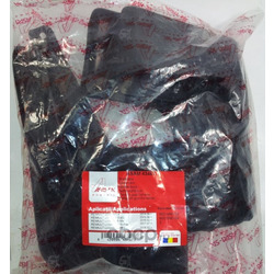 Брызговик передний комплект пластик 2шт (ASAM-SA) 43637
