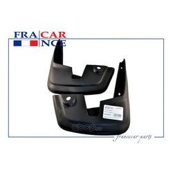 Брызговики передние комплект 2шт (Francecar) FCR210413