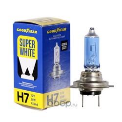 Лампа автомобильная галогенная к (GOODYEAR) GY017126