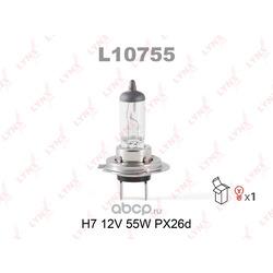 Лампа карт шт (LYNXauto) L10755
