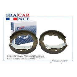 Колодки торм бараб (Francecar) FCR210335