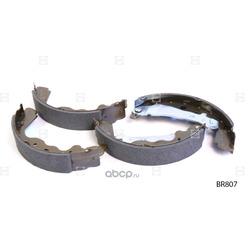 Колодки тормозные барабанные (HOLA) BR807