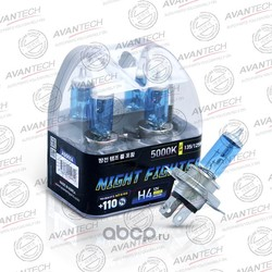 Лампа высокотемпературная комплект 2 шт (AVANTECH) AB5004