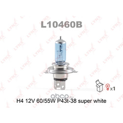 Лампа карт шт (LYNXauto) L10460B