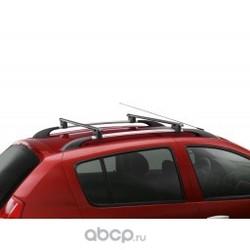 Багажные дуги для установки на рейлинги для модификации (Renault) 7711427453