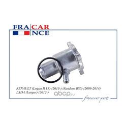 Корпус термостата алюминиевый (Francecar) FCR221001