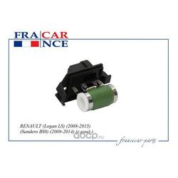 Резистор вентилятора двигателя с конд (Francecar) FCR210207