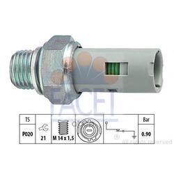 Датчик давления масла (Facet) 70153